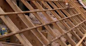 r fection de la toiture de l 39 cole de clerval. Black Bedroom Furniture Sets. Home Design Ideas
